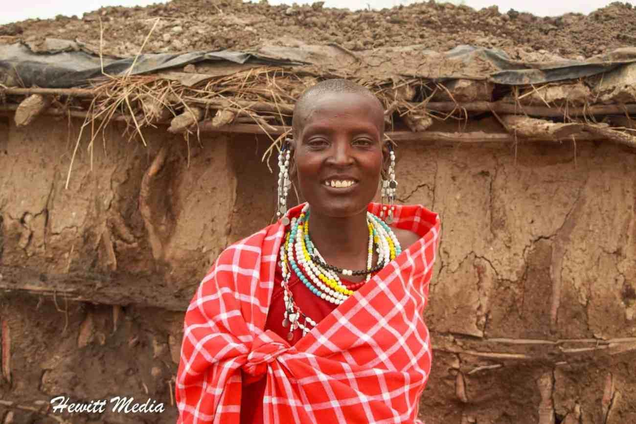 Maasaii Village-52