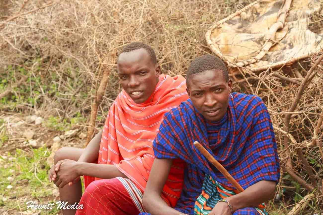 Maasaii Village-68