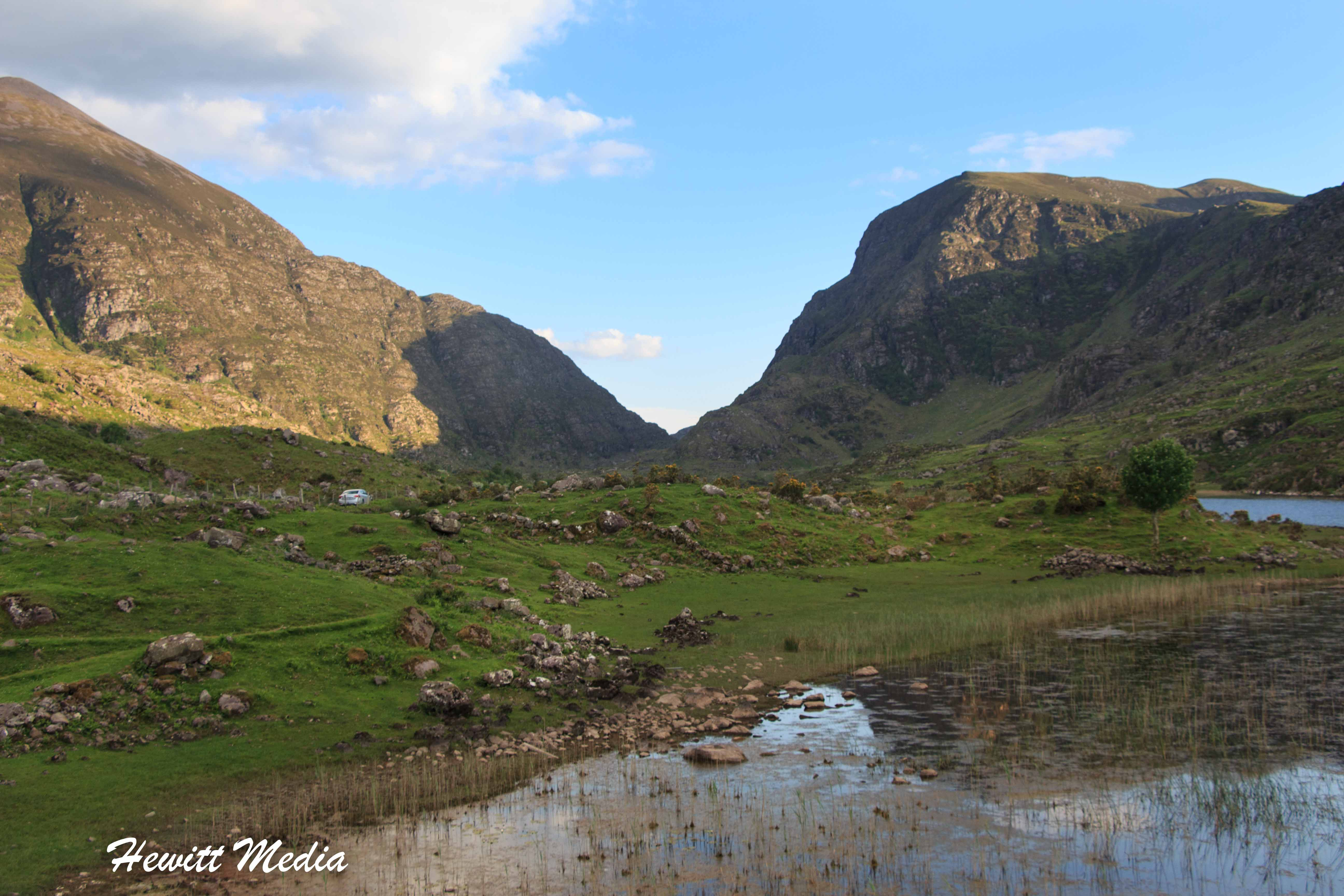 The Gap of Dunloe on the Ring of Kerry