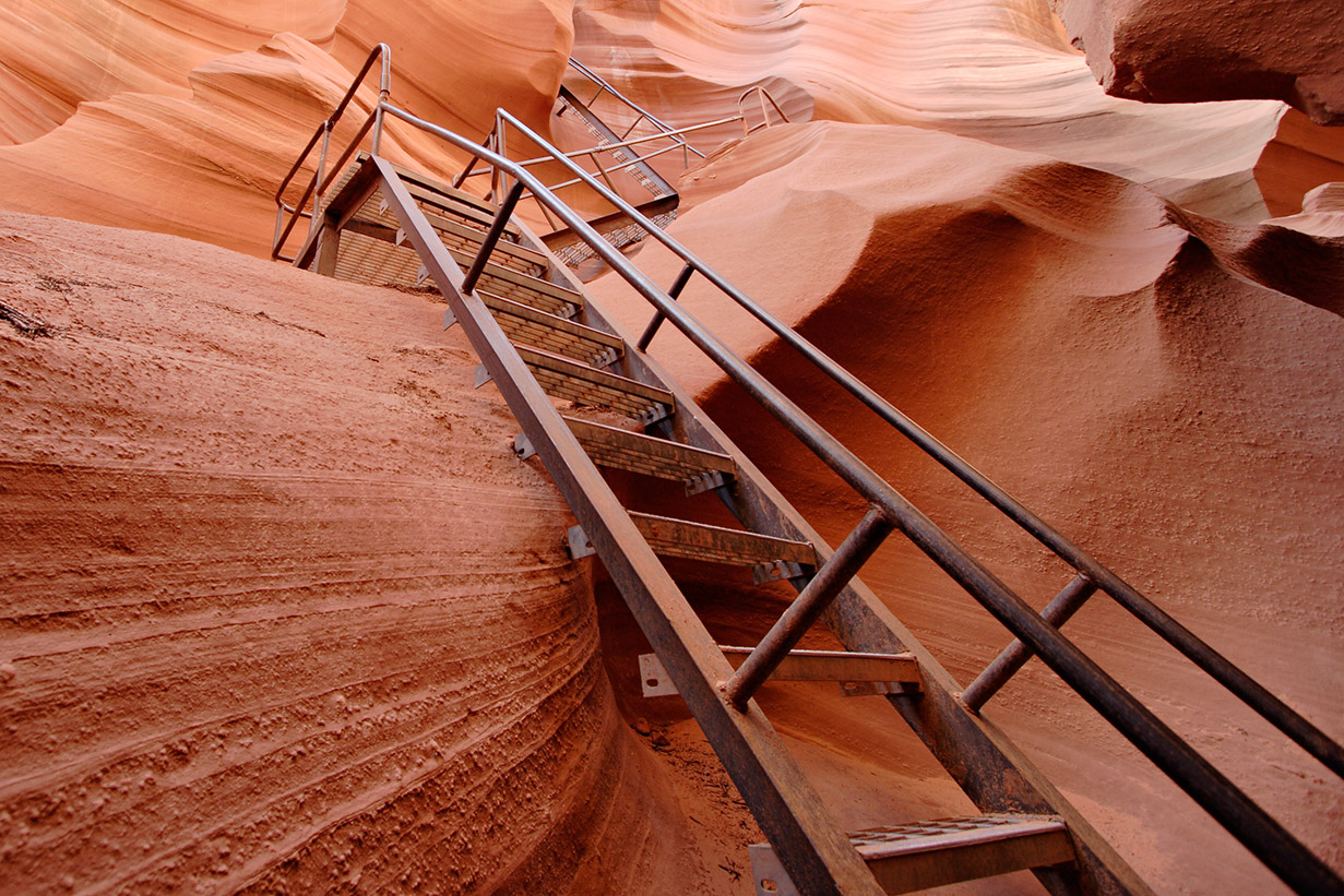 Lower Antelope Stairs.jpg