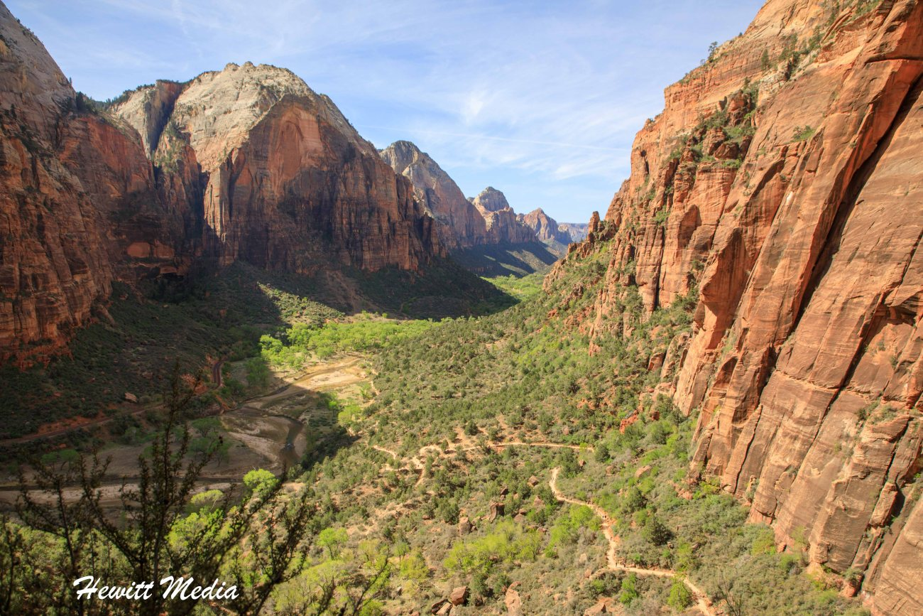 Zion National Park (Angel's Landing)-6505