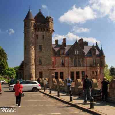 Belfast Castle in Belfast