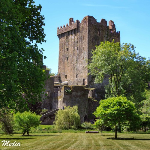 The Blarney Castle