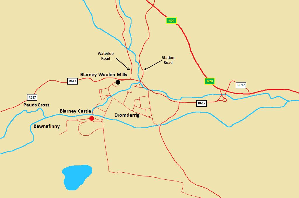 Blarney Castle Detail Map.png