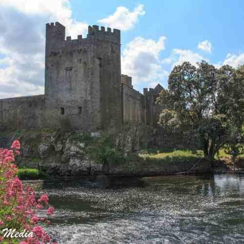 The Cahir Castle