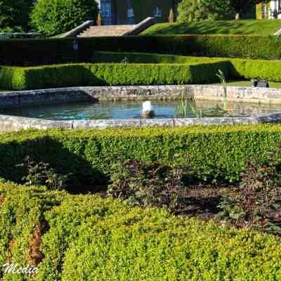 The Dromoland Castle Hotel Gardens