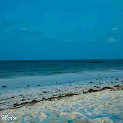 Paje Beach, Zanzibar