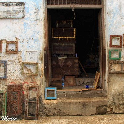 Picture frames for sale in Stone Town