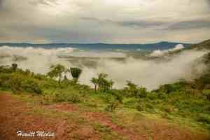 The Ngorongoro Crater