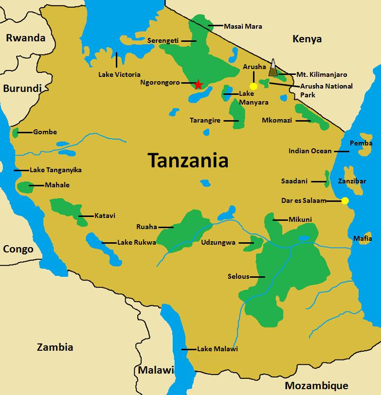 Tanzania Parks Map - Ngorongoro.png