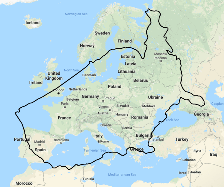USA and Europe Overlay.png