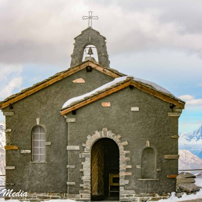 Church near Gornergrat