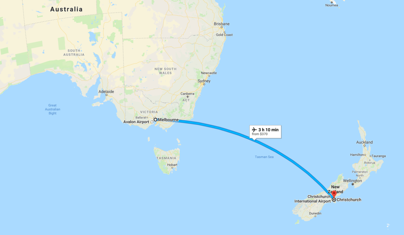 Melbourne to Christchurch Map.png