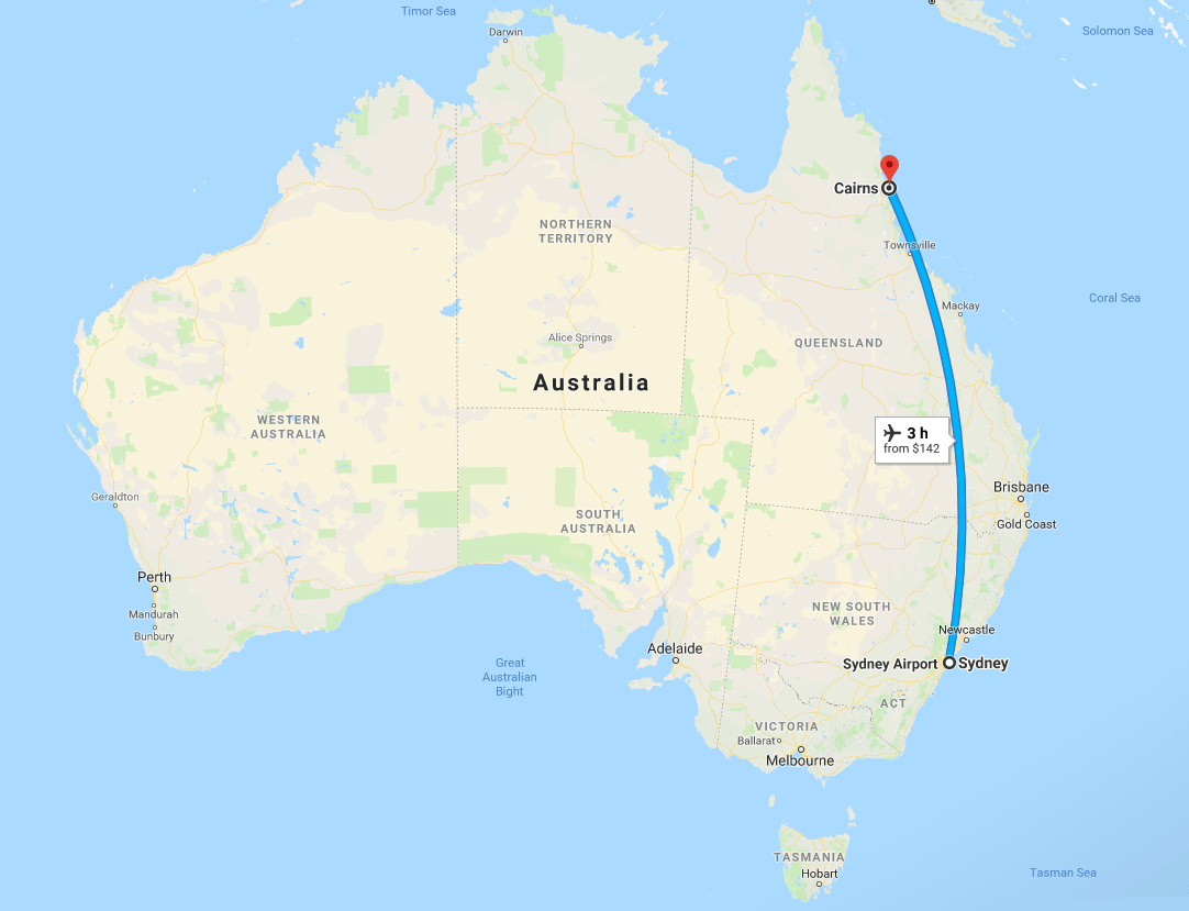 Sydney to Cairns Flight.png