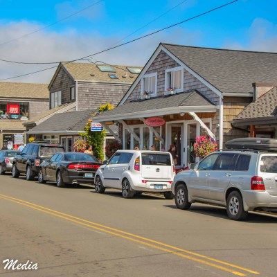 Downtown Canon Beach