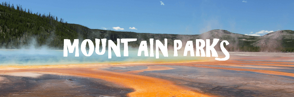 Mountain Parks Header