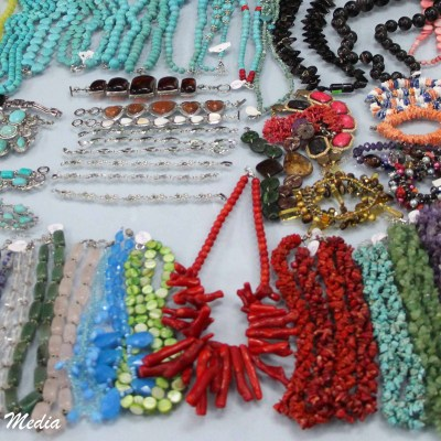 Beautiful jewelry in Punta Cana