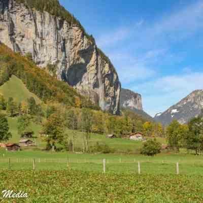 Lauterbrunnen Valley