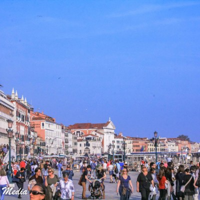 Venice is one of the world's busiest tourist destinations