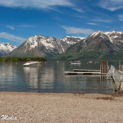 Jenny Lake in Grand Teton National Park