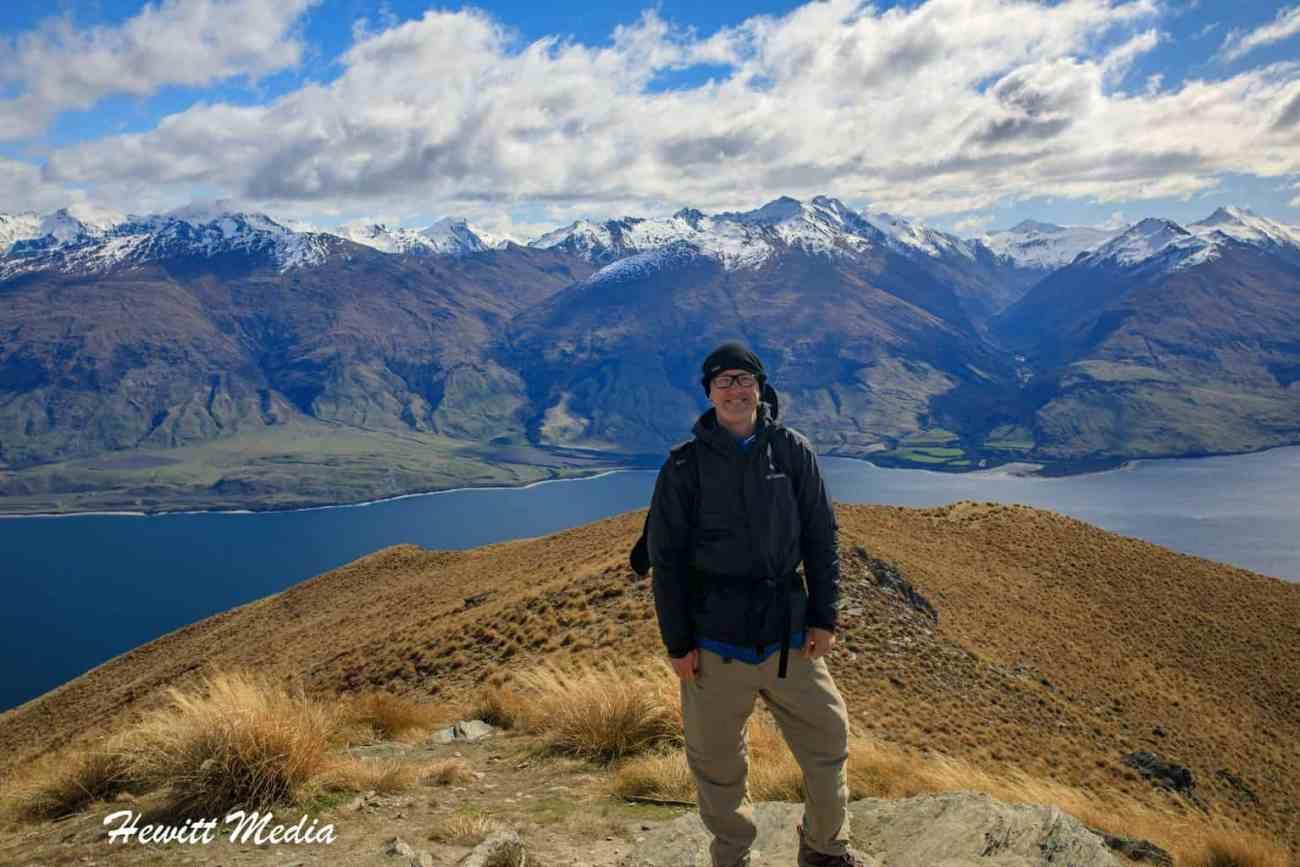 Isthmus Peak Track Hike-5018