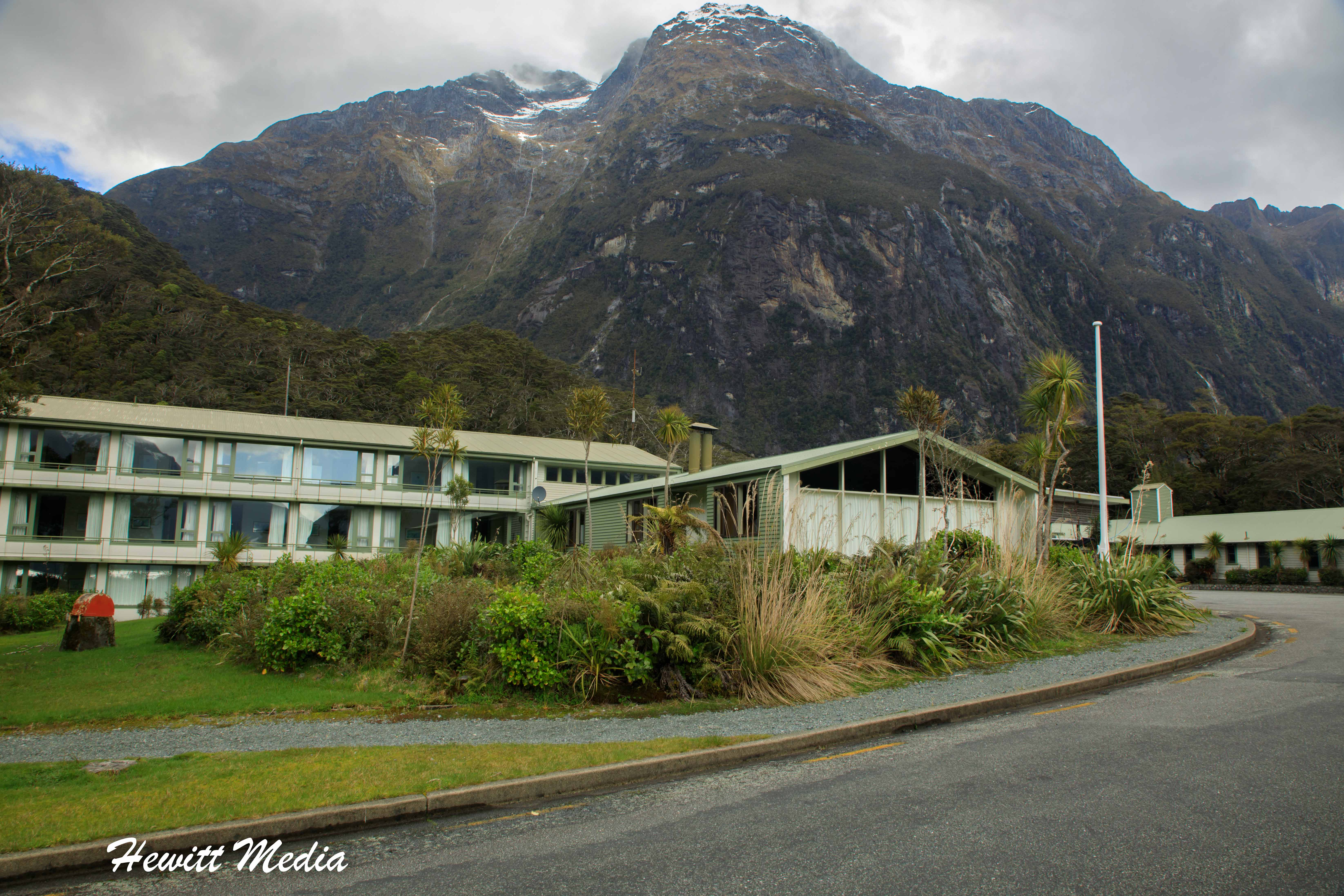 The Ultimate Hikes Resort Near Milford Sound
