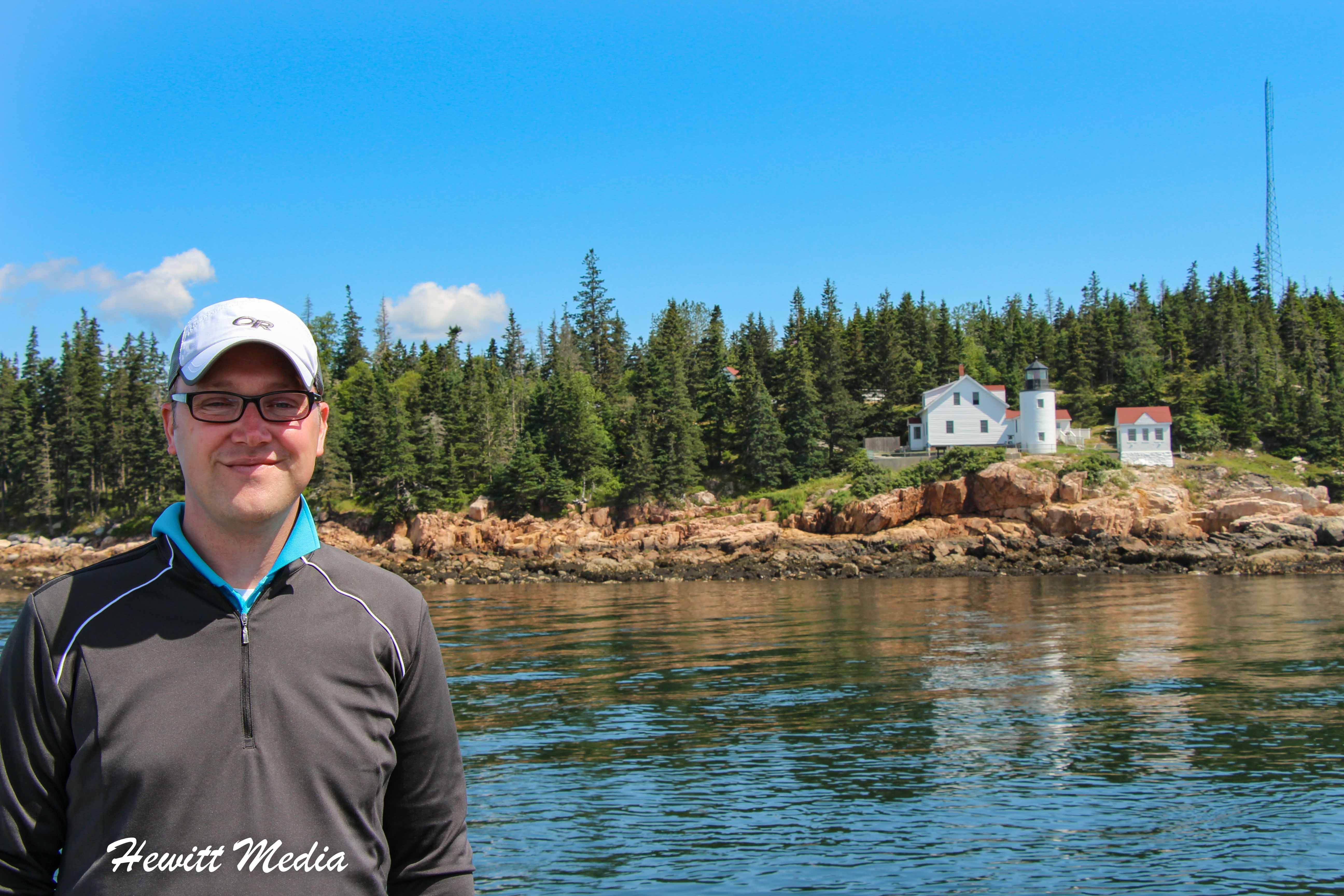 Lighthouse Tour - Bass Harbor Light
