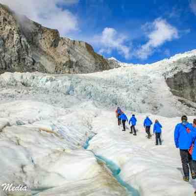 Franz Josef Glacier hiking tour