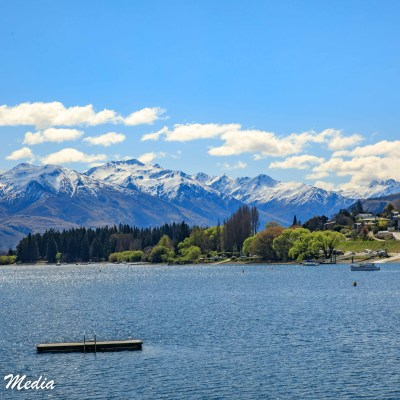 Beautiful Lake Wanaka