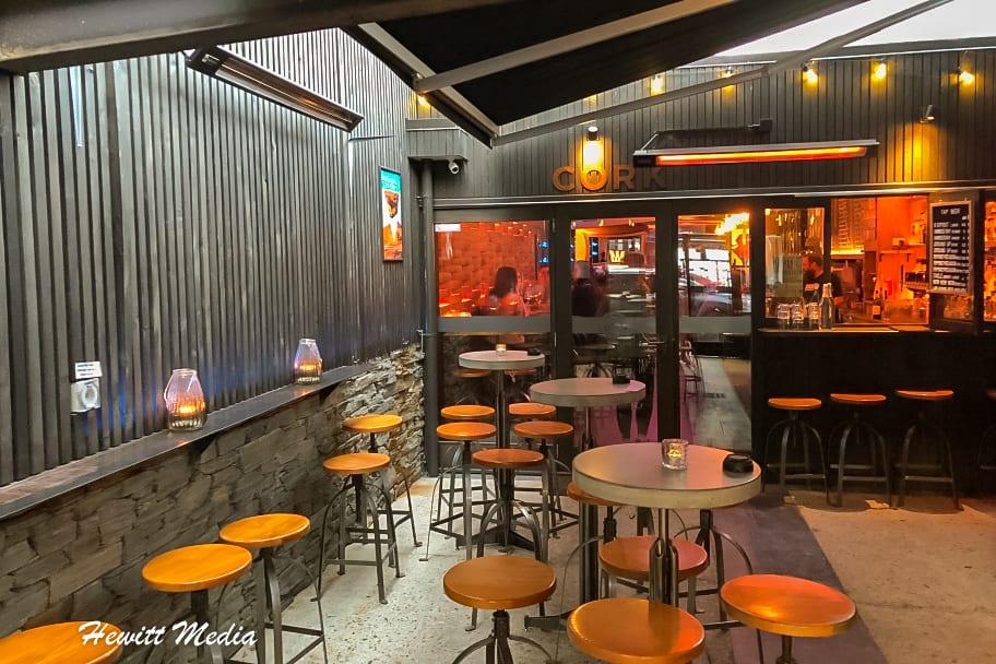 The Cork Bar in Wanaka