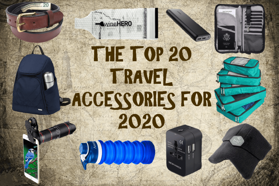 Travel Accessories Header