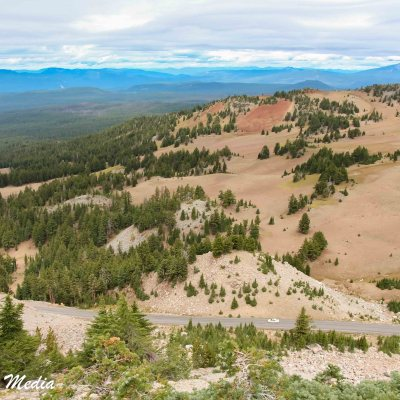 Getting to Crater Lake National Park