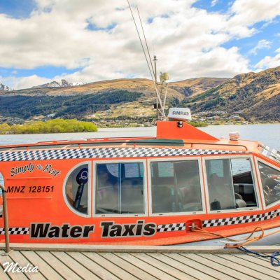 Queenstown Water TAxi