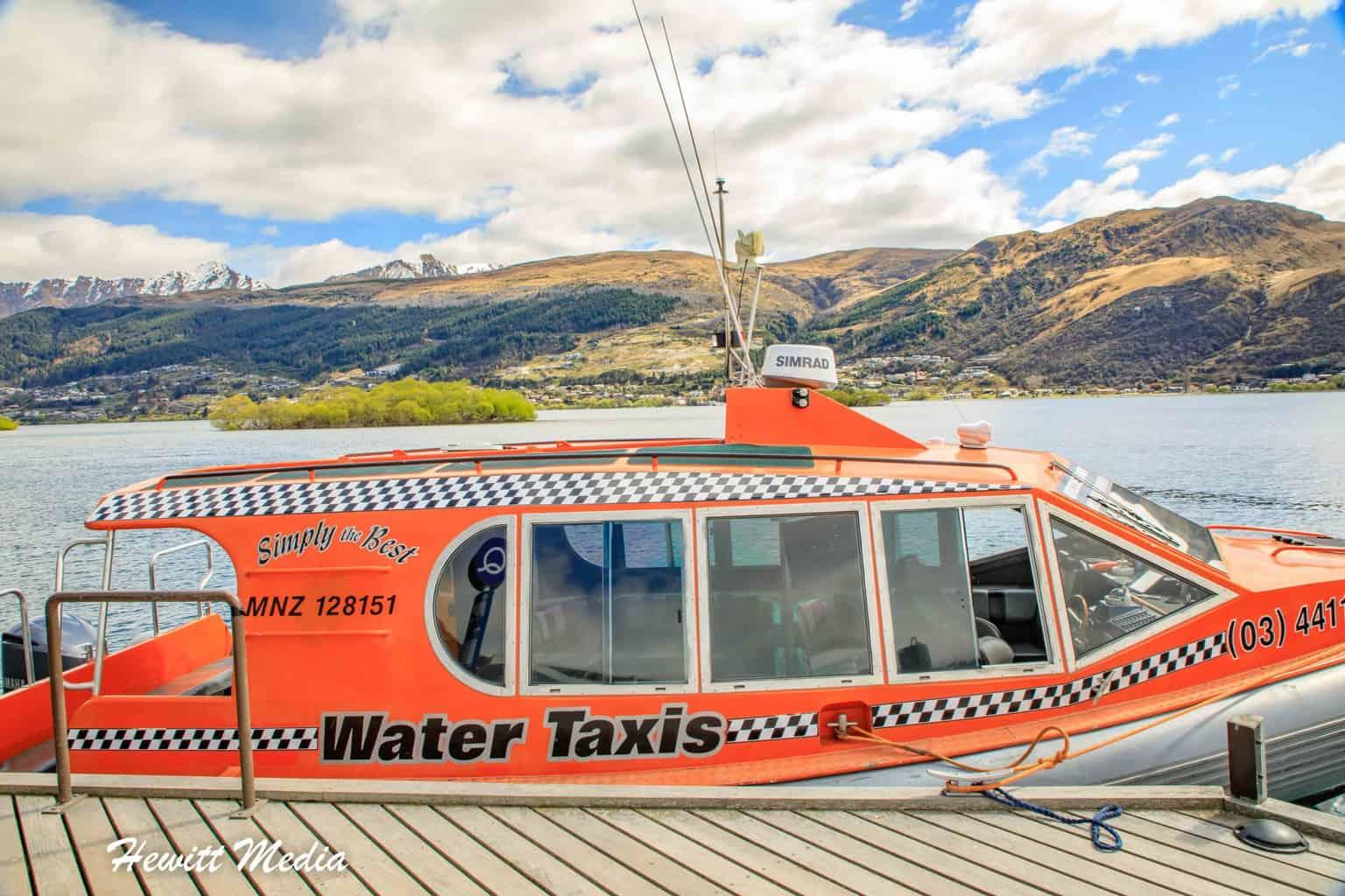 Queenstown Water TAxi