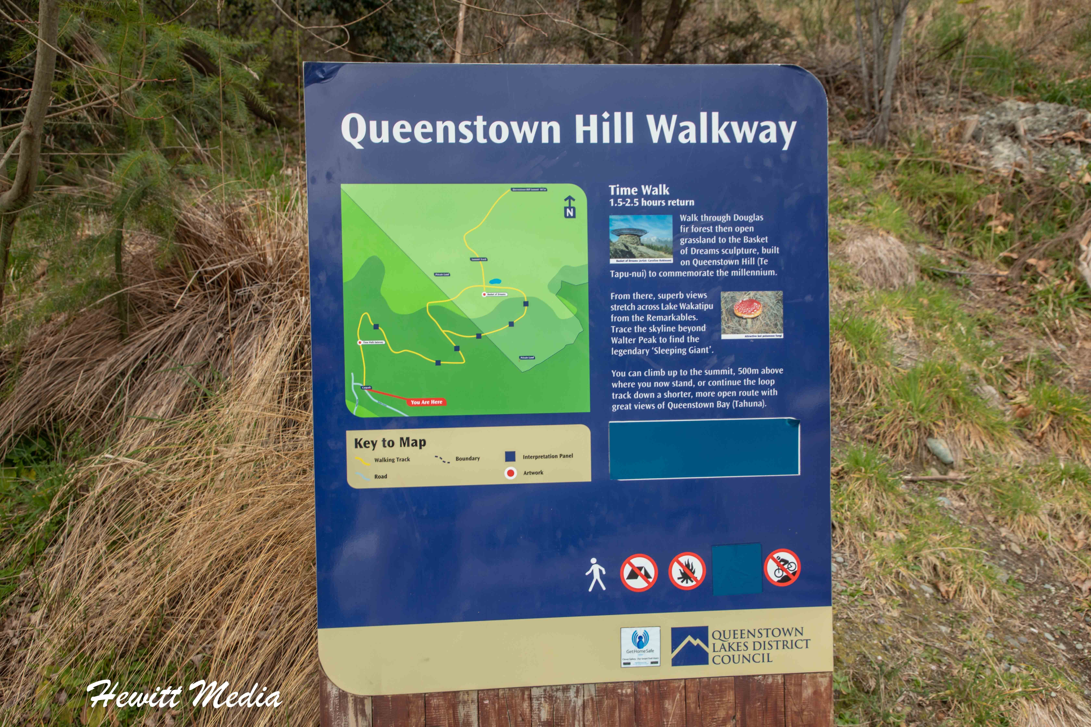 Queenstown Hill Hike