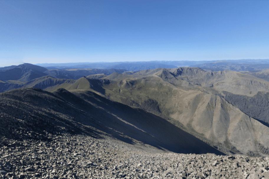 San Luis Peak Colorado