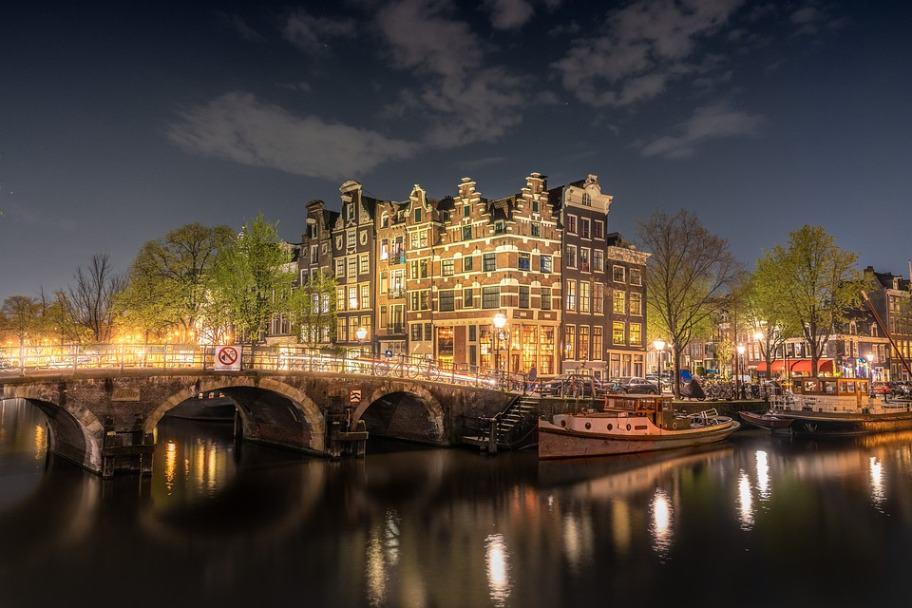 Europe's Top Destinations - Amsterdam
