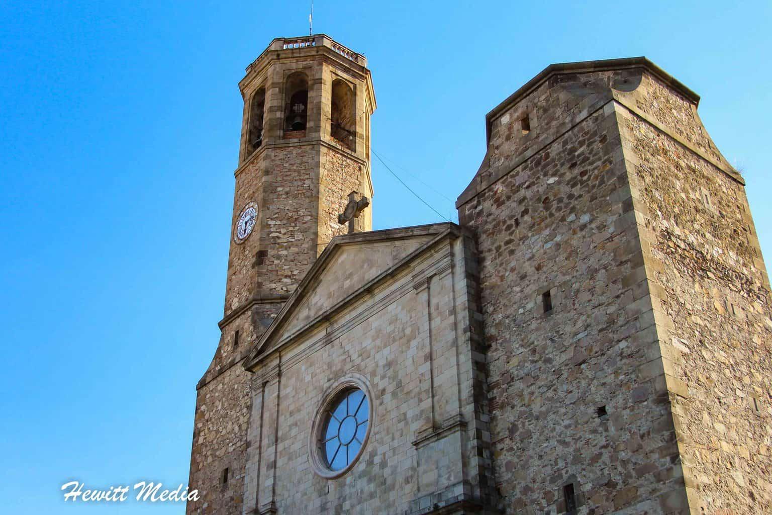 Església Sant Vicenç de Sarrià