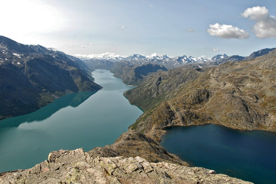Jotunheimen Mountains