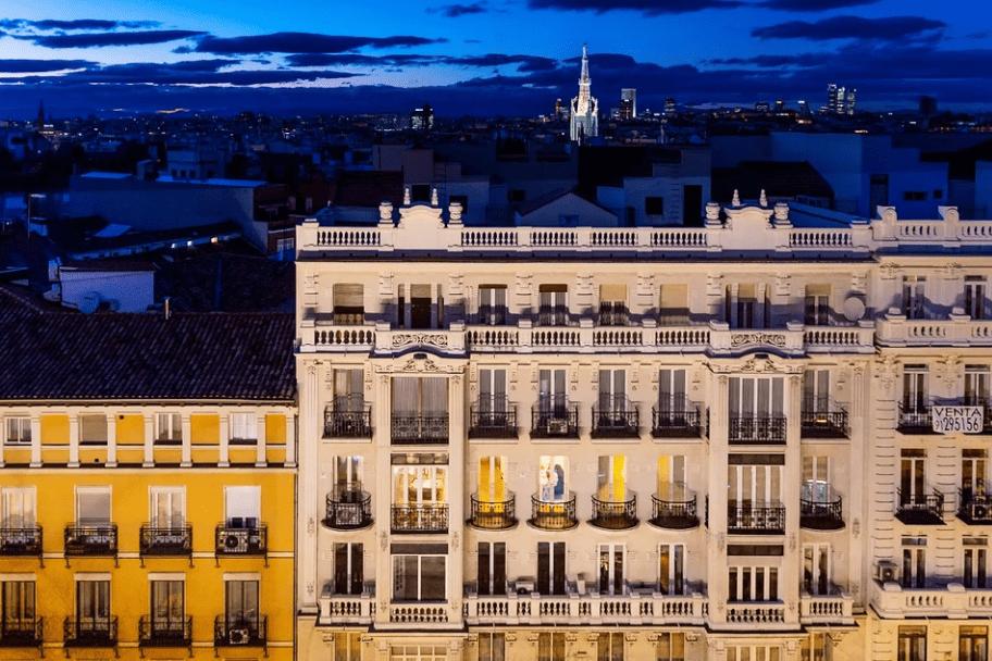Madrid Buildings 2