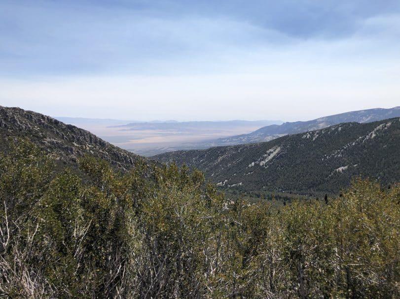 Travel Journal (7/15/2020):  Exploring Great Basin National Park