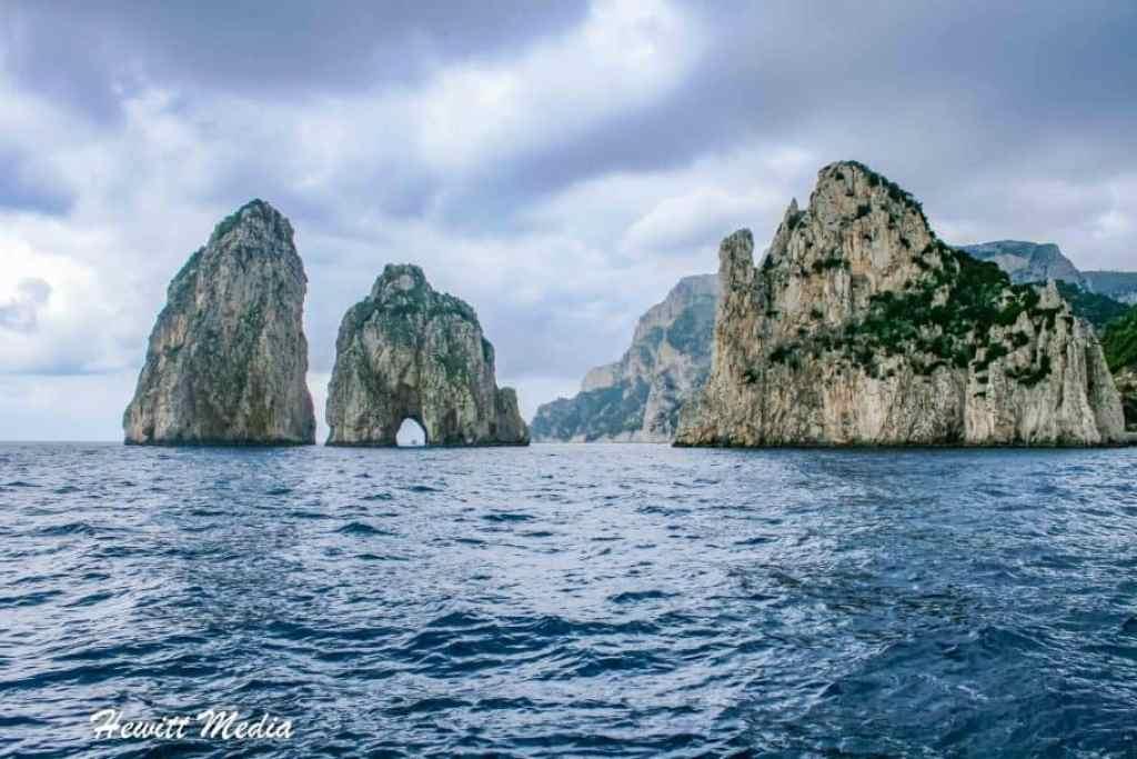 Capri Amalfi Coast Italy