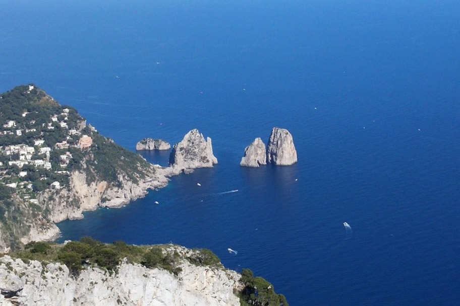 Capri Travel Guide - Belvedere Tragara
