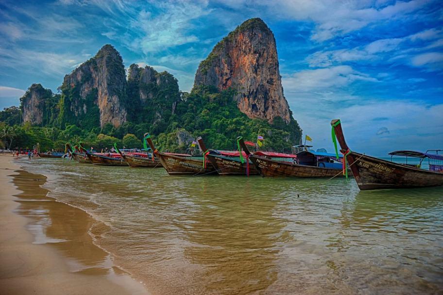 Top 2021 Travel Destinations - Krabi, Thailand
