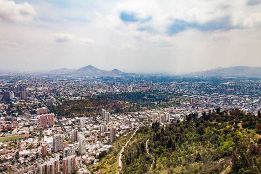 Top 2021 Travel Destinations - Santiago, Chile