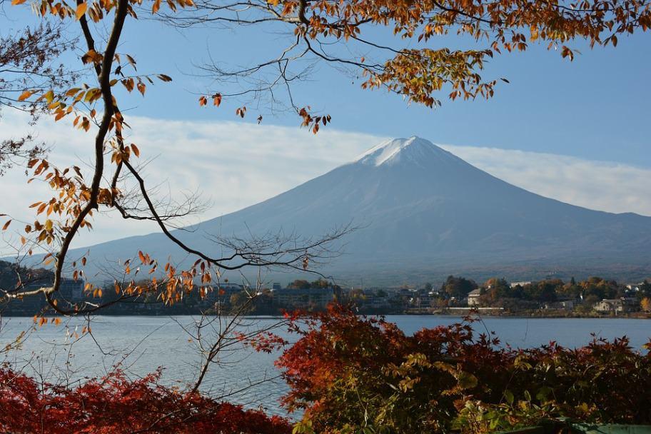 Top 2021 Travel Destinations - Mount Fuji Japan