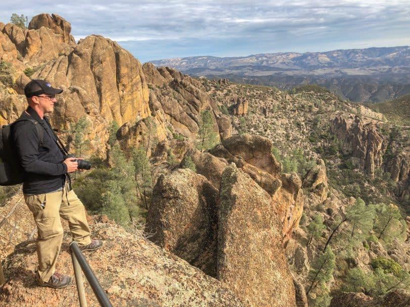 Travel Journal (2/11/21):  Pinnacles National Park