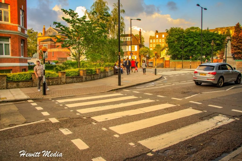 London travel guide - Abbey Road