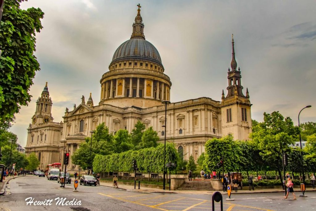 London travel guide - St. Paul's Cathedral