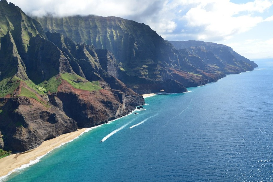 Best Coastlines in the World - Na Pali Coast